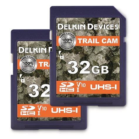 Cheap Game Camera Micro Sd Cards Delkin Devices.